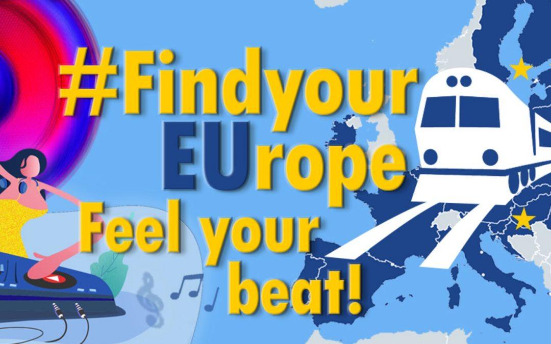 #Findyour EUrope