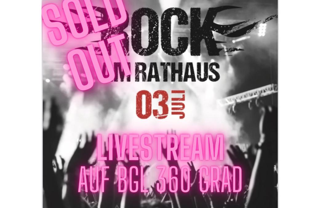 Rock am Rathaus – Livestream