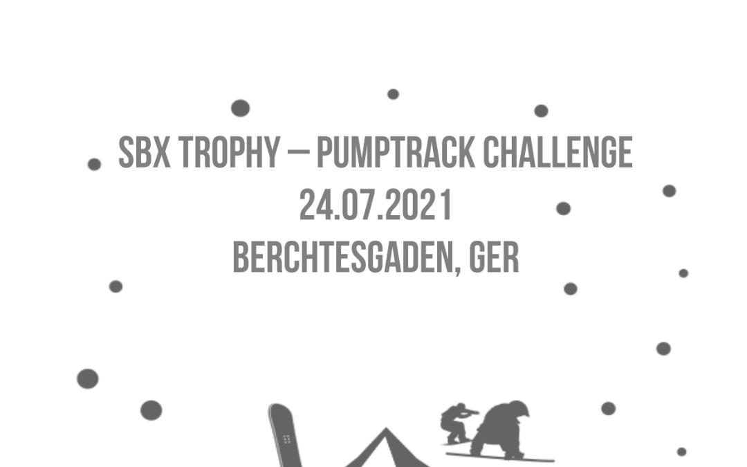PUMPTRACK CHALLENGE – Berchtesgaden